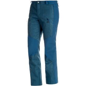 Mammut Cambrena HS Pantaloni termici Uomo, blu
